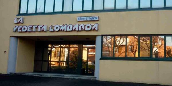 I Vigilantes De La Vedetta Lombarda Intervengono Per Allarme Furto A Caronno