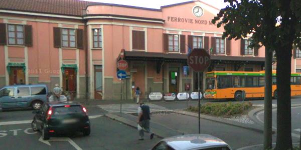 Elogio Ricevuto Dalle Ferrovie Nord Milano