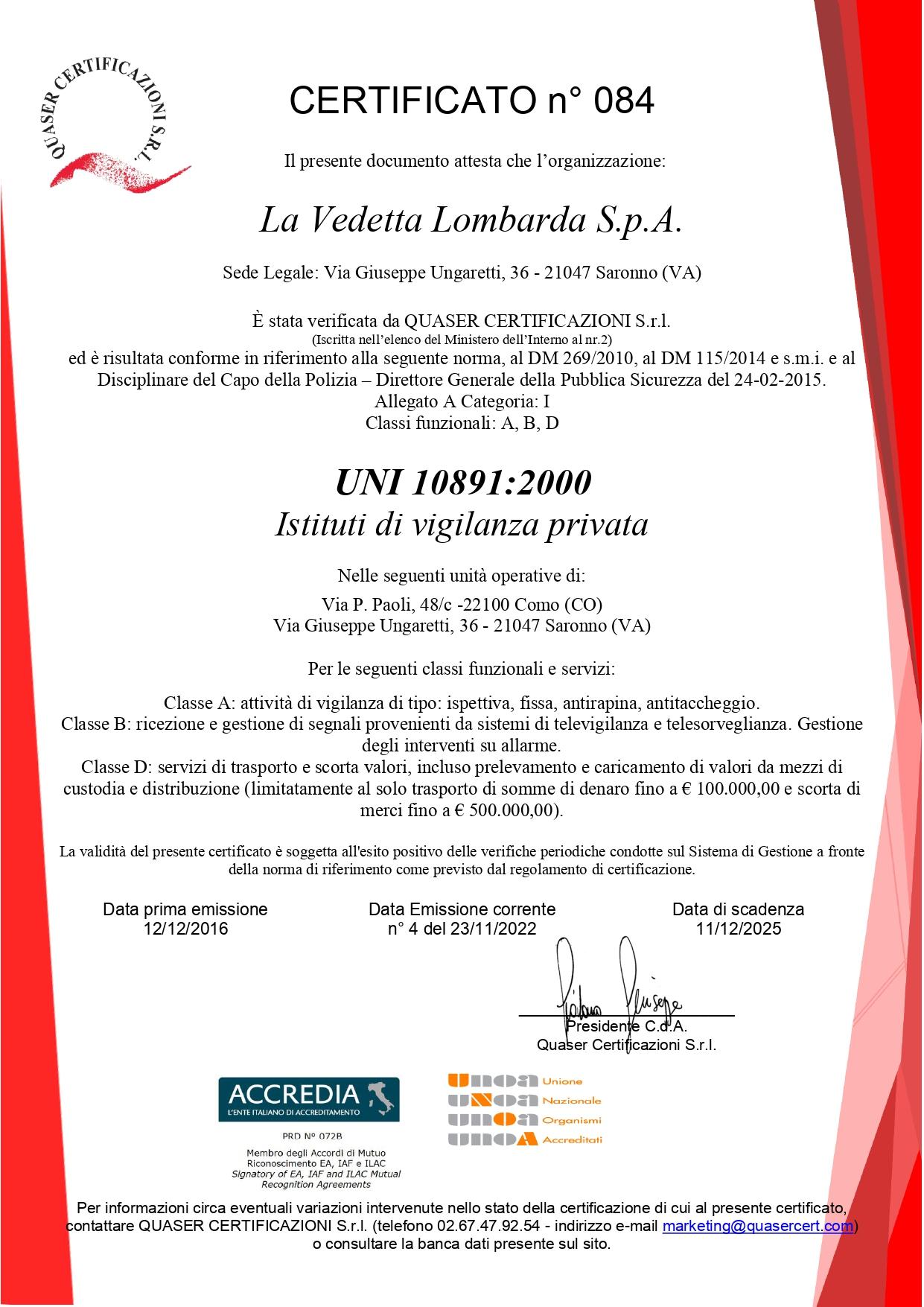 originale certificato 084 em 3_UNI 10891